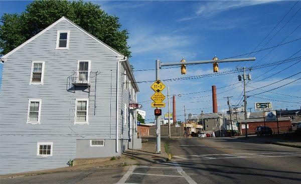 Central Falls Rhode Island Population
