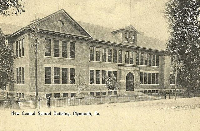 File Central High School Plymouth Pa Of 1906 Jpg