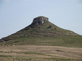 Cerro Batoví - Cerro Batoví, situated near Tacuarembó