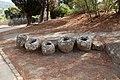 Cerveteri, necropoli della banditaccia, zona dei tumuletti arcaici 02.jpg
