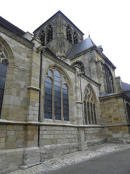 Достопримечательности Châlons-en-Champagne