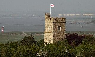 Chalk, Kent Human settlement in England