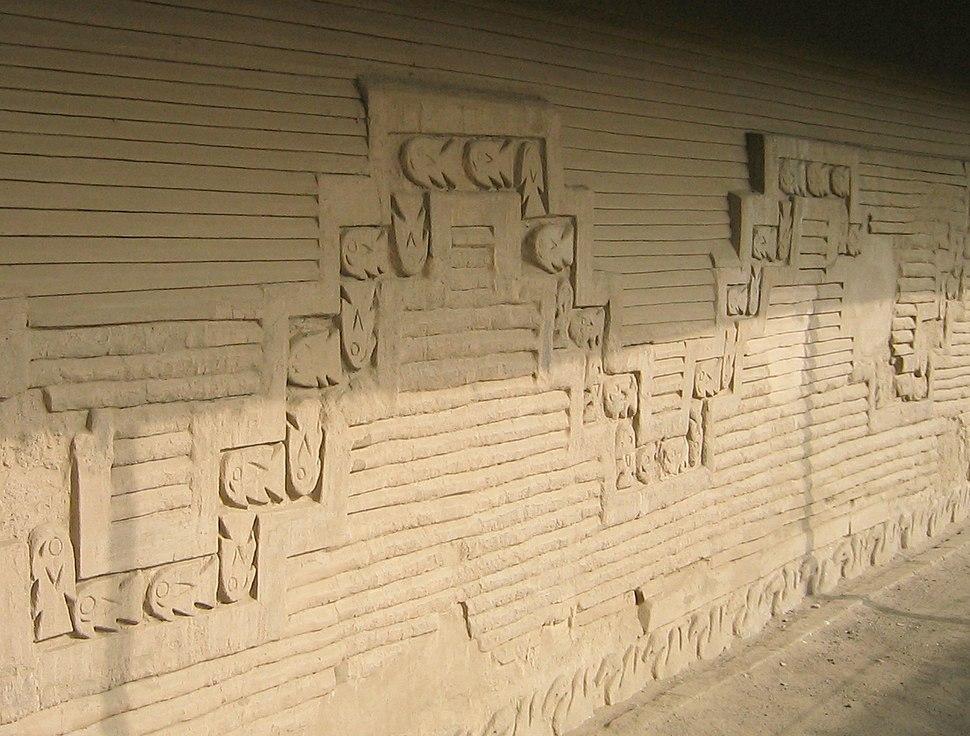 Chanchan carvings