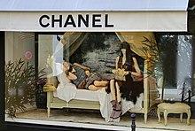 110dc8bb0303 Boutique Chanel Cambon, 31 rue Cambon à Paris (2011).
