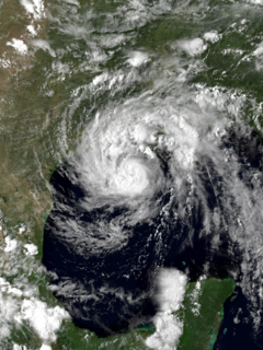 Hurricane Chantal (1989) Category 1 Atlantic hurricane in 1989