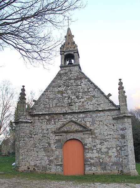 Chapelle de la Trinité (Cléguérec)