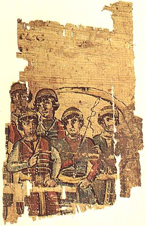 Charioteer Papyrus - The Charioteer Papyrus