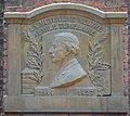 Charleroi - Emile Tumelaire - plaque dans la rue Tumelaire.jpg
