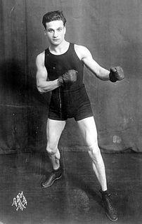 Charley White English boxer
