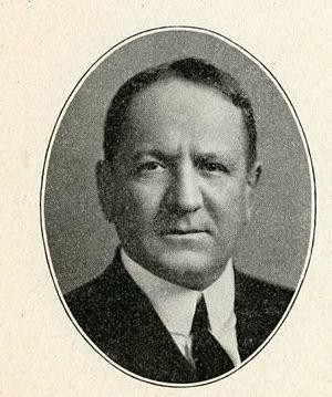 Charles Edward Adams (politician) - Portrait of Charles Edward Adams in 1915