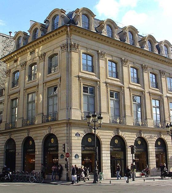 chaussures pour pas cher rétro nouvelle collection Charvet Place Vendôme - Wikiwand