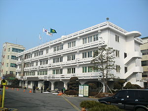 Cheongju City Hall.JPG
