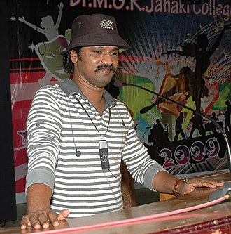 Cheran (director) - Image: Cheran (Tamil film director)