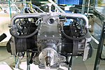 Chevrolet Corvair engine, aircraft conversion, 1960s - Evergreen Aviation & Space Museum - McMinnville, Oregon - DSC00495.jpg