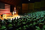 Chief Master Sgt. of the Air Force visit USASMA DSC 0050 (23683255578).jpg