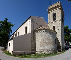 Church of Santa Maria Imbaro.