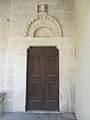 Chiesa di San Panfilo, Tornimparte - entrata secondaria.jpg