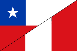 Peruvians in Chile - Image: Chile and Perú hybrid