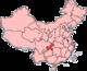 La municipalité de Chongqing en Chine