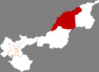 Tongjiang, Heilongjiang County-level city in Heilongjiang, Peoples Republic of China