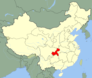 China Chongqing.svg
