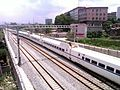 China Railways CRH2C-061C at Lingchuan, Guilin 20130618 03.jpg