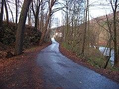 Chrastava-Andělská Hora, cesta od Nisy.jpg