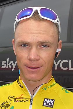 Image illustrative de l'article Christopher Froome