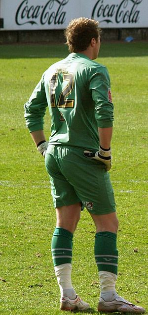 2007–08 Port Vale F.C. season - Chris Martin conceded six goals on his debut.