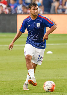 Chris Wondolowski American soccer player