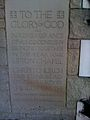 Christ Church foundation stone 1959.jpg
