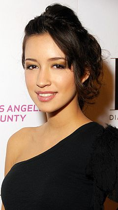 Christian Serratos 2009