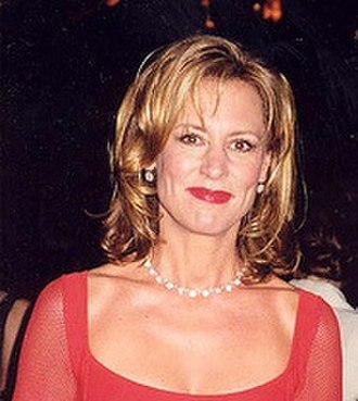 Christine Lahti - At the Governor's Ball held after the 49th Annual Emmy Awards, 1997