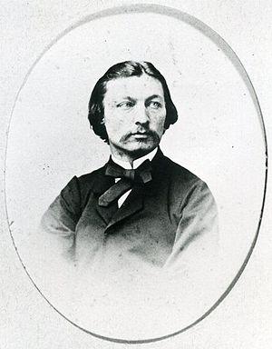 Christoph Theodor Aeby - Christoph Theodor Aeby (ca. 1880)