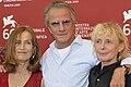 Christopher Lambert, Isabelle Huppert, Claire Denis 66ème Festival de Venise (Mostra) 2.jpg