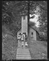 Church, the building was donated by company. Kingston Pocahontas Coal Company, Warwick Mine, Welch, McDowell County... - NARA - 540773.tif