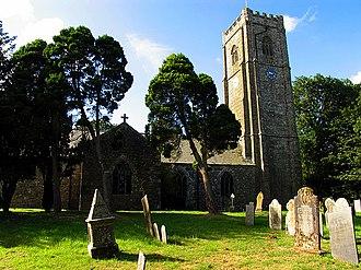 Roche, Cornwall - Roche Parish Church