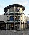 Churchill Square Shopping Centre, Western Road, Brighton (September 2010) (Northwest Entrance).JPG