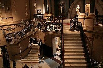 Cincinnati Art Museum - Cincinnati Art Museum Interior