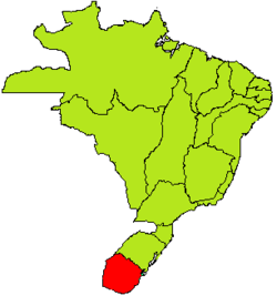 Location of Cisplatina