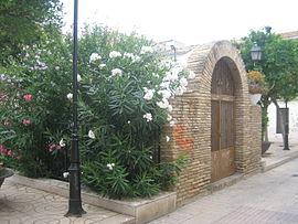 Cisterna árabe de Cuart de Poblet - Wikipedia, la enciclopedia libre
