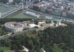 Coercion castle - The Citadella, Budapest, Hungary