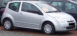 2005 Citroën C2