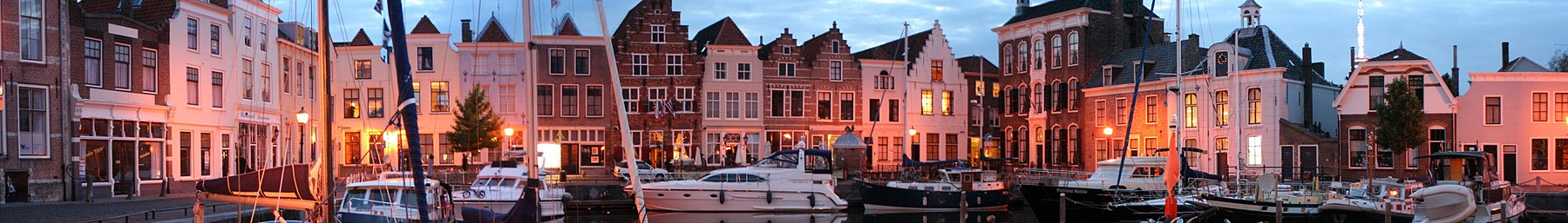 City harbor of Goes, the Netherlands banner.jpg