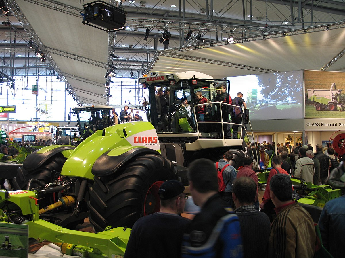 John Deere 2019 >> Agritechnica – Wikipedia