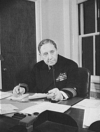 Clark H. Woodward - Woodward during World War II.