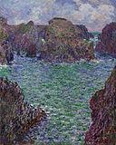 Claude Monet - Port-Goulphar, Belle-Île - Google Art Project.jpg