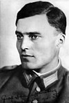 Claus von Stauffenberg, Chief-conspirator in Operation Valkyrie