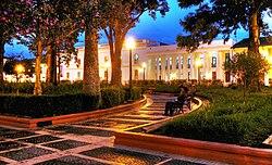 Centre-ville et Plaza