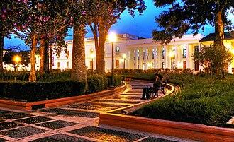 Popayán - City Center and Plaza